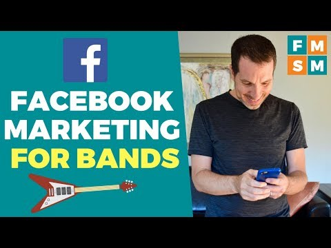 Facebook Marketing For Bands