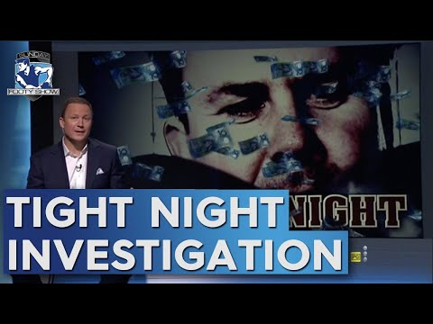 Investigating one of Australia's most controversial nights - Sunday Footy Show | Footy on Nine