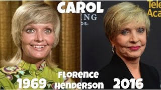 The Brady Bunch Then and Now, Florence Henderson Tribute