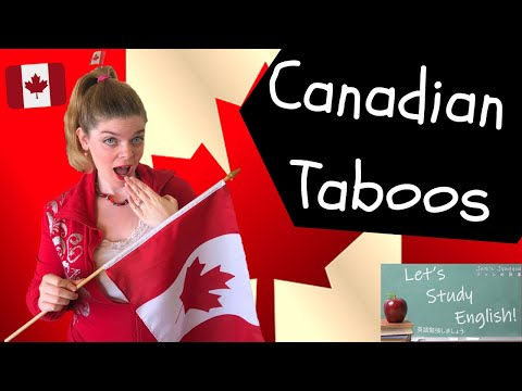 24 Canadian Taboos: Avoid Making These Mistakes In Canada! How To Be Polite In Canada 🇨🇦