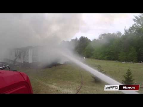 Structure Fire 04-18-2014