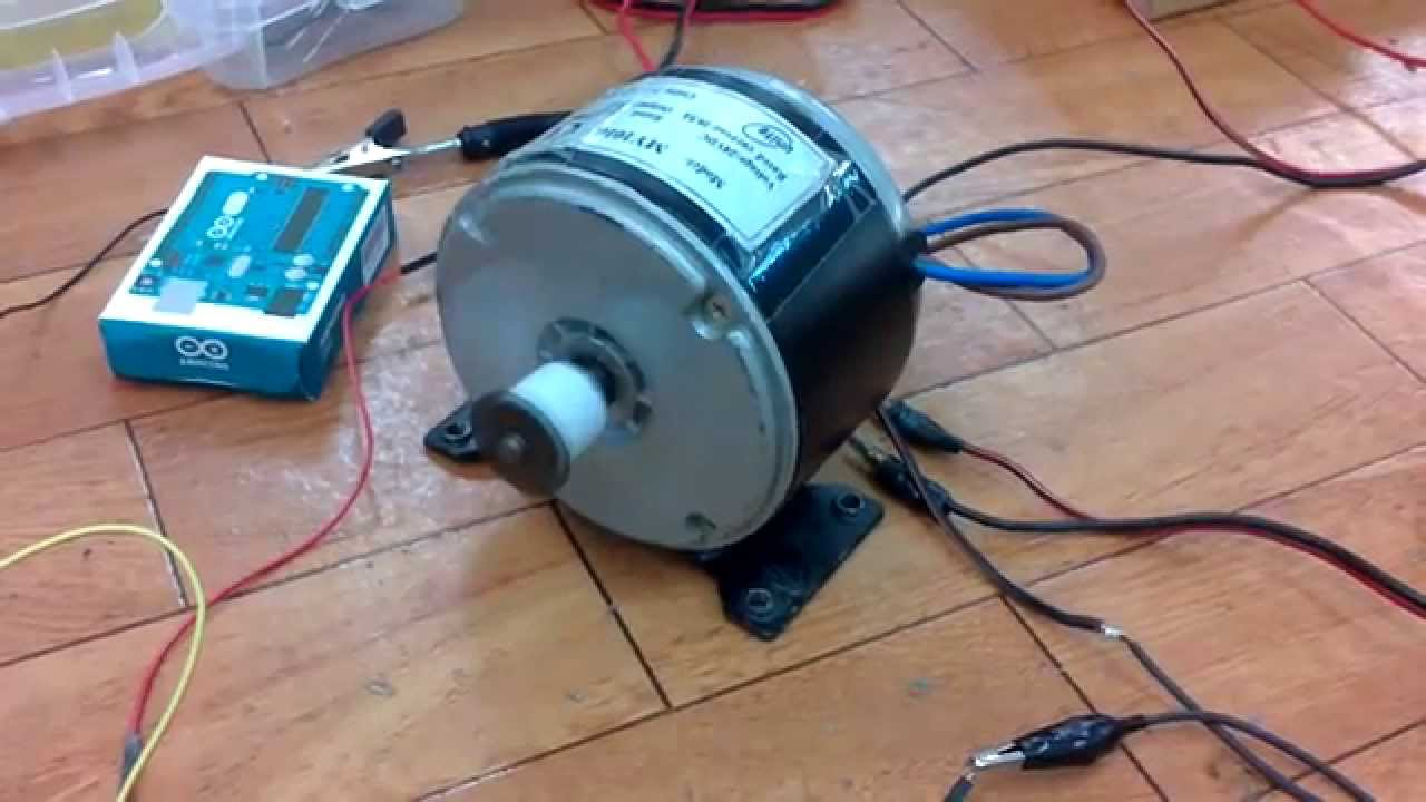 control de motor 24v mosfet arduino pwm youtube