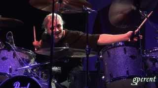 """The Mule"" (drum solo) Ian Paice & Forever Deep(Deep Purple tribute) - by Perentin Giuliano"