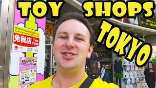Top 5 Best Toy Stores in Tokyo Japan