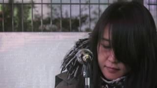 2016/12/4 『死刑台のメロディー(勝利への讃歌)』栗原優、SATOW@新宿アルタ前