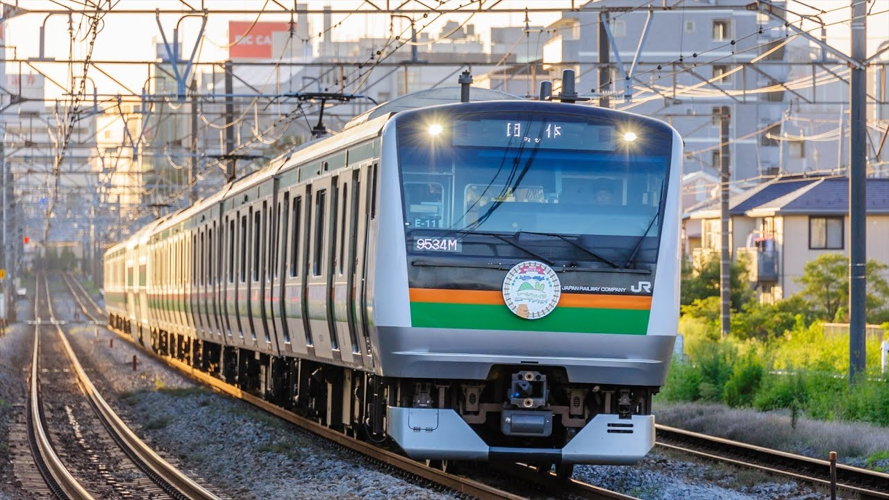 JR東日本 E233系3000番台 E11編...