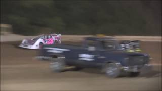 Legendary Hilltop Speedway AMRA Late Model Feature