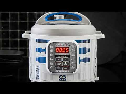 Melissa Forman in the Morning - Star Wars-themed Instant Pots are a HIT this holiday season