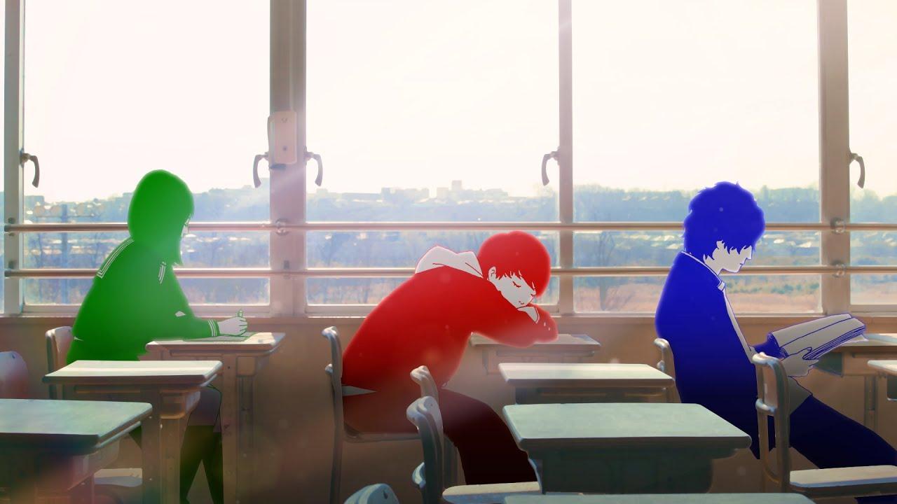 YOASOBI「三原色」ahamo Special Movie