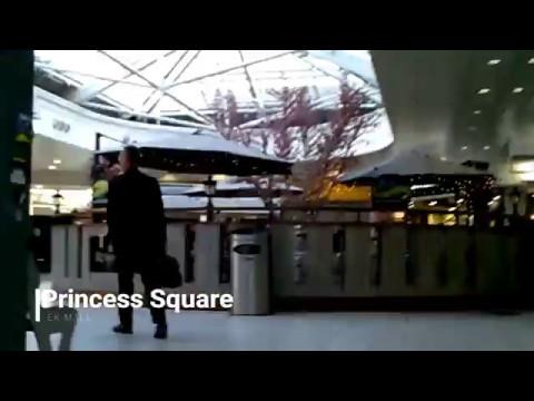 East Kilbride Princes Square/Mall 8:00AM
