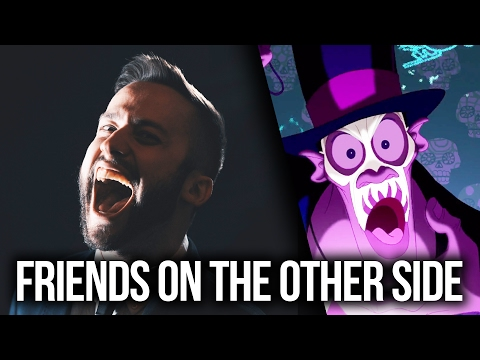 Friends on the Other Side  Disneys Princess & the Frog METAL   Jonathan Young + AHmusic