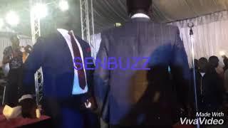 Balla Gaye 2 et Modou Lo se défoulent grave sur le live de Pape Diouf au Terrou-bi