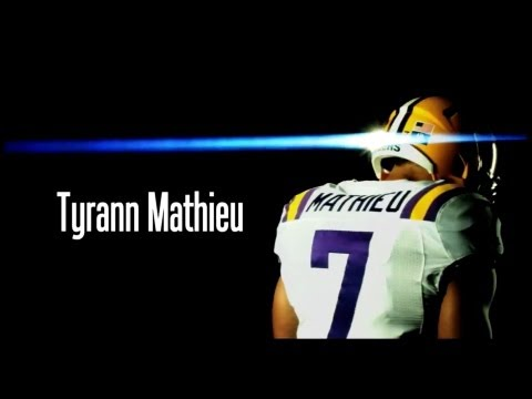 "Tyrann Mathieu ""I Was Born To Play Football"" [HD]"