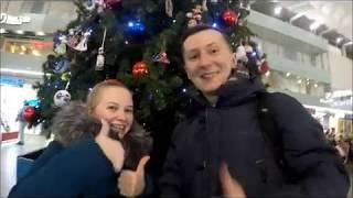 Влог: Наш Новый 2019 год|Поездка в Санкт-Петербург|Новогодний Питер