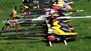 Mission Wings 2009 Heli Fun Fly 3D Reel