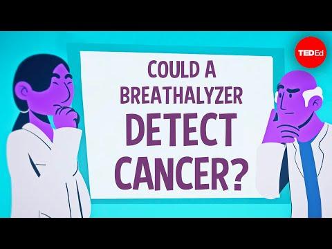 Video image: Could a breathalyzer detect cancer? - Julian Burschka