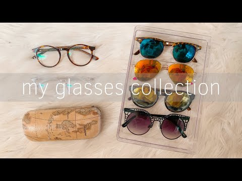 Glasses + Sunglasses Collection