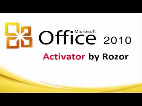 How To Activate Microsoft Office 2010 Easiest Way