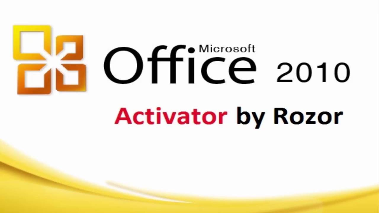 Microsoft Office 2010 Product Key + Updated Version Latest