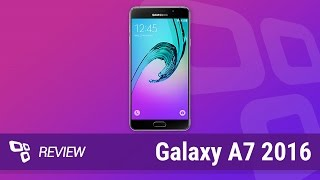 Samsung Galaxy A7 2016 [Review] - TecMundo