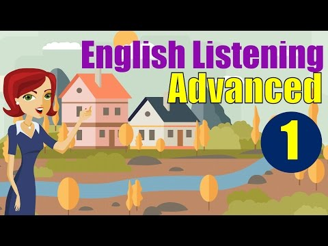 ✪ Advanced English Listening Practice with Subtitle : Lesson 1 (Farm)