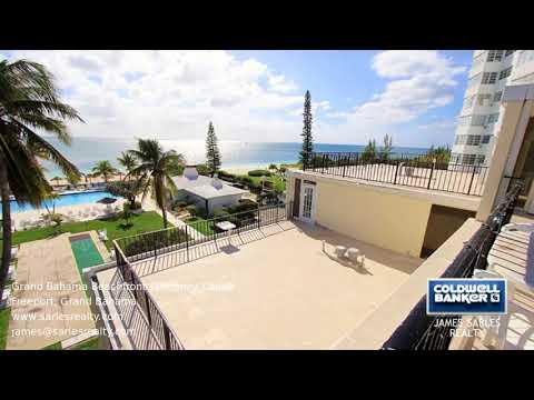 Bahamas Property - Grand Bahama Beachfront Efficiency Condo