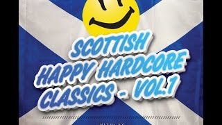 DJ Nrgize - Scottish Happy Hardcore Classics - Vol.1