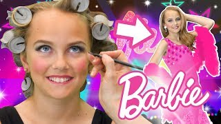 Barbie Hair & Makeup! | FunPop!