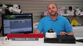 changing the password on the hikvision dvr nvr and ip camera