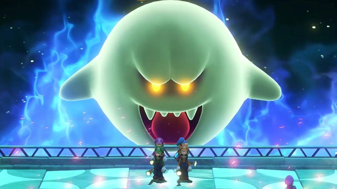 Luigi S Mansion 3 Secret Boss Boolossus