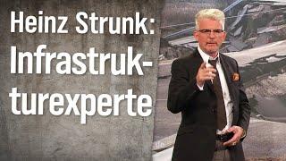 Infrastrukturexperte Heinz Strunk