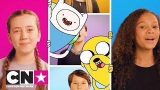 Adventure Time | A Cappella Song | Cartoon Network