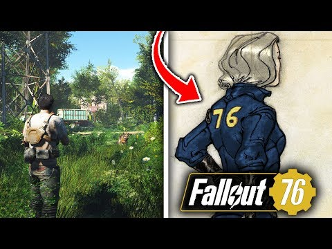 Fallout 76 NEW UPDATES - Multiplayer & Story Focus, Release Date Leak & More! (Fallout 76 Details)