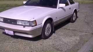 10系昭和60年式10ソアラ3000gtリミテッド動画 旧車 soarer mz12