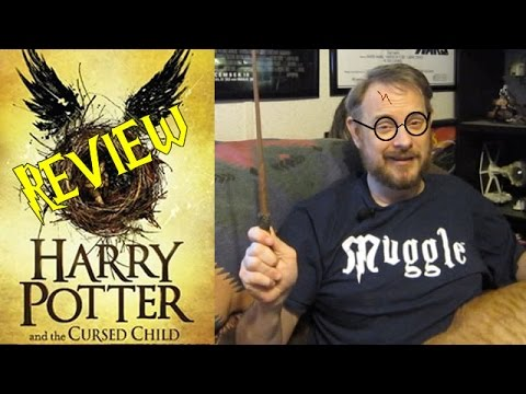 Harry Potter and the Cursed Child Review!