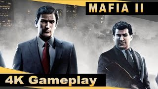 Mafia II (PC) - 4K Gameplay - Chapter 3 Enemy of State (2160p)