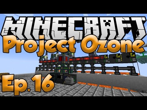 "Minecraft: Project Ozone - Ep. 16 - ""Solar Generators!"""