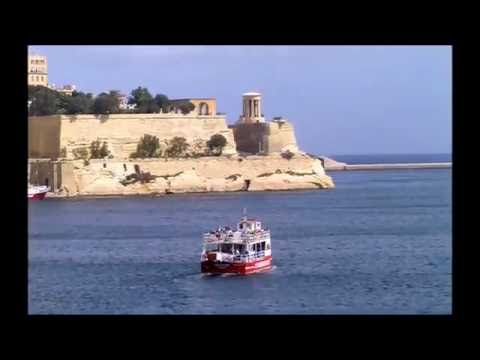 Malta. The Grand Harbour Vittoriosa, Senglea, Cospicua. Video credit: Ida Malkin