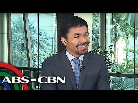 Headstart: Pacquiao reveals he is finishing a college degree