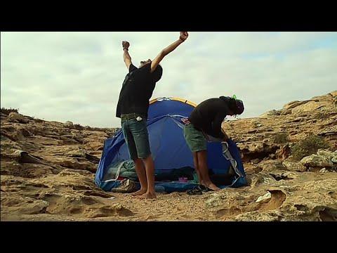 Trip sahara from agadir to dakhla