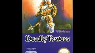 Deadly Towers Video Walkthrough