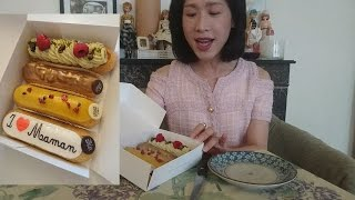 Sony 教法文: Lesson 24 - French snack+Dessert