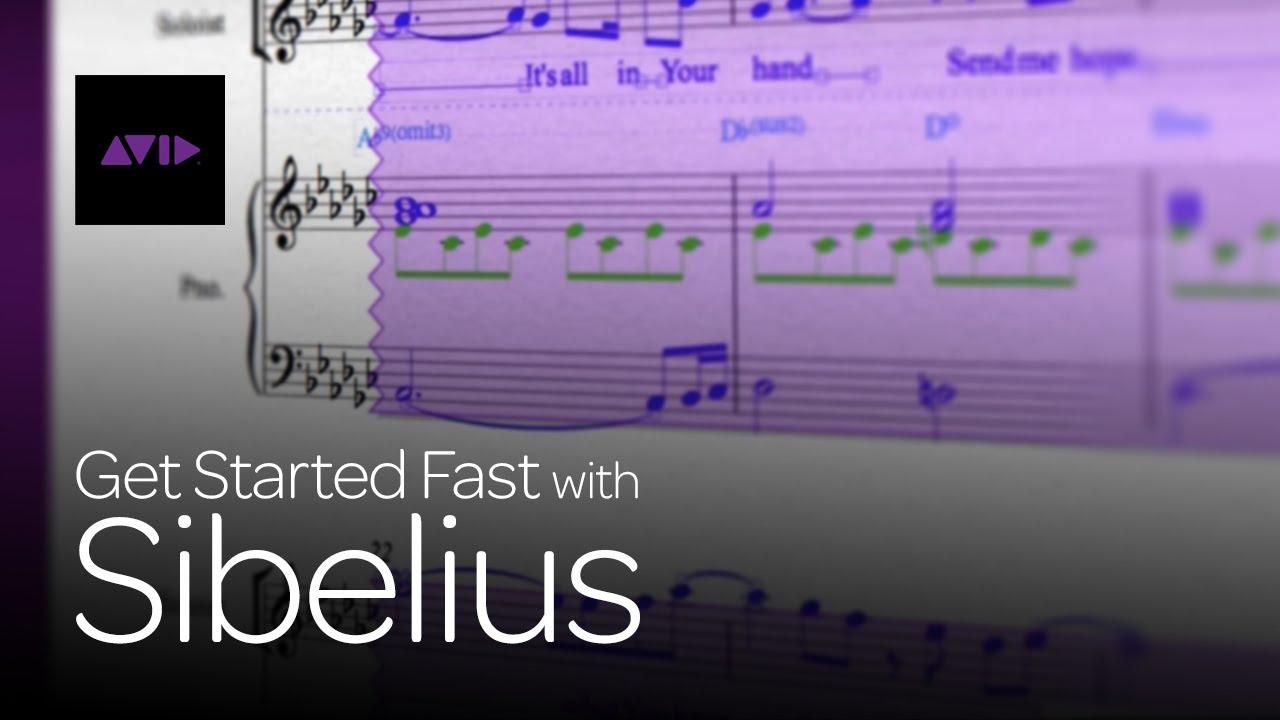 Sibelius first tutorial gallery graphic design tutorials free.