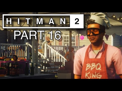Lets Play HITMAN 2 (2018) #16 Schädlingsbekämpfung Whittleton Creek Gameplay Deutsch German