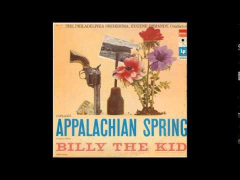 Copland Appalachian Spring (Ormandy, 1955)
