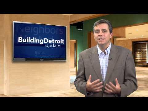 Building Detroit News Update