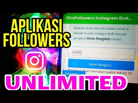 Cara Menambah Followers Instagram Dengan Aplikasi