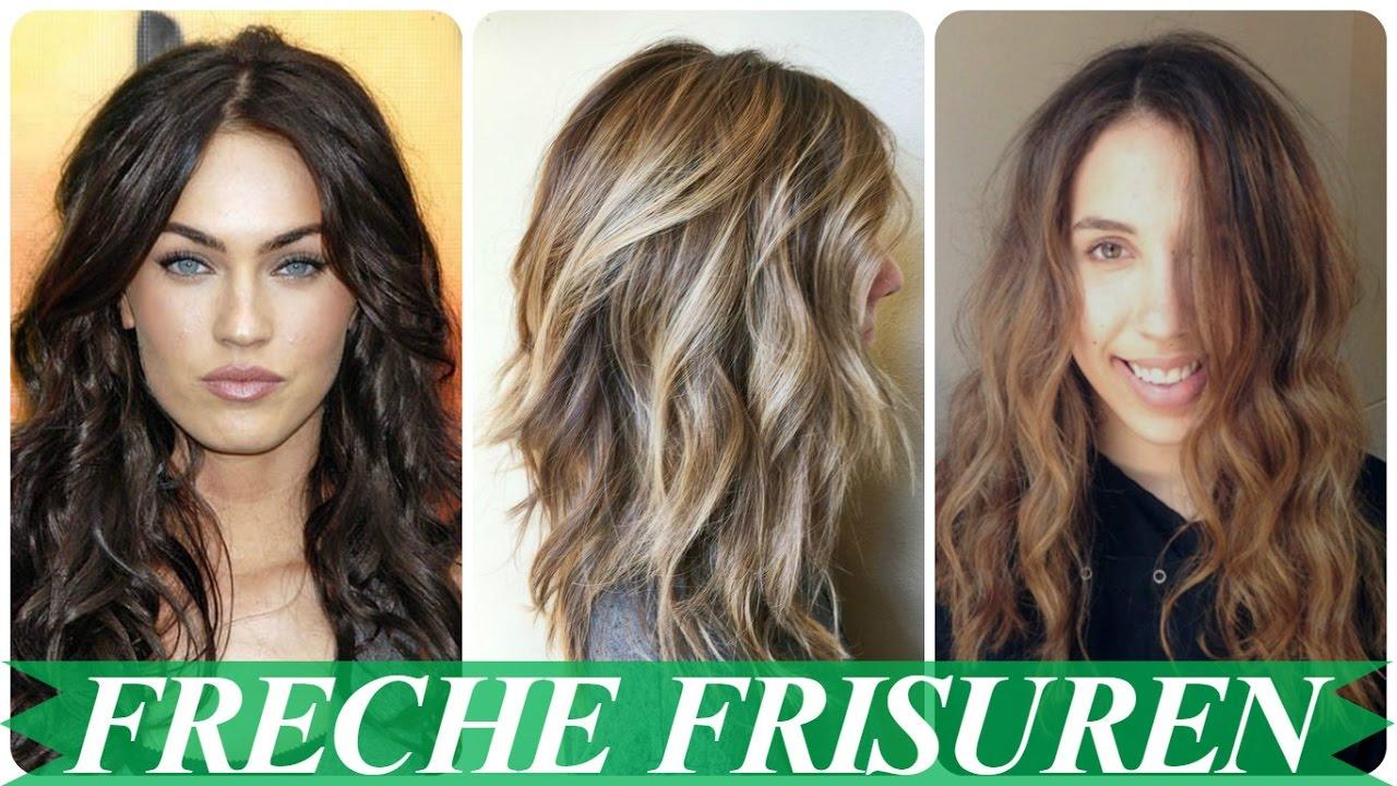 Freche Damen Frisuren 2017 Finden Sie Die Beste Frisur Inspiration