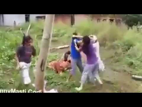 Punjabi Girls fight