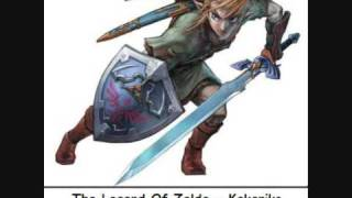 The Legend Of Zelda - Kakariko (C-Dog Remix Edit)